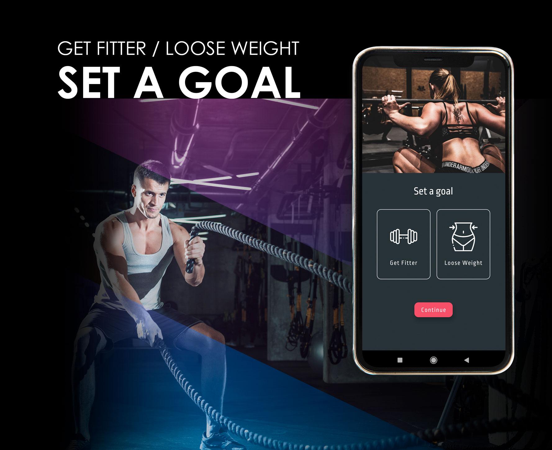 Flutter Fitness App Template - 3