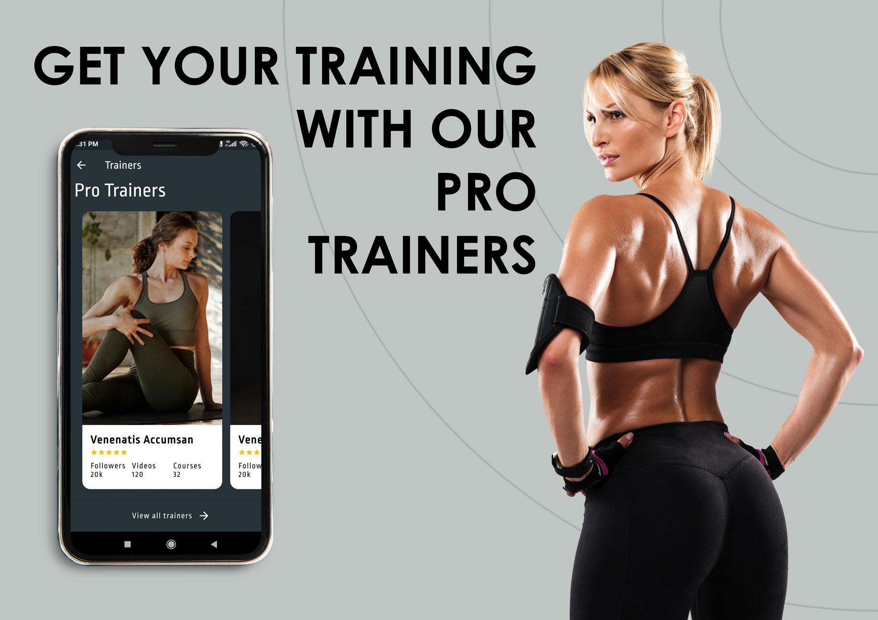 Flutter Fitness App Template - 6